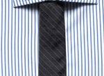 Koszula, $270, Dunhill. Krawat, $72, Steven Alan