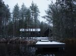 Architektura trendy: Designerski dom w Finlandii