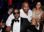P.Diddy, Mike Tysonn  na Belvedere Dagger Party, 19 maja 2008, Cannes, VIP Room