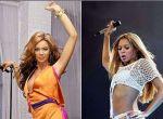 Beyonce - figura woskowa