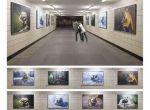 Metro w jednym z chińskich miast, zostało zamienione w przestrzeń polowania na ludzi