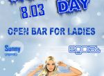Open Bar for Ladies!