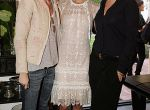 Estee, Stanley Lieberman  i Nicole Richie