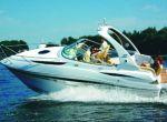 Szybka łódka - dwa silniki o mocy do 350 KM
