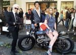 Motocykl Chanel