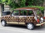 Samochód Louis Vuitton