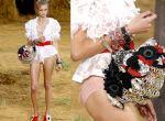 Chanel moda wiosna / lato 2010