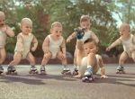 Skaczące dzieciaki