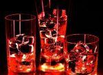 Świecące szklanki