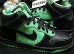 Nike dunk w miętowym kolorze