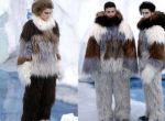 Chanel moda jesień 2010 / zima 2011