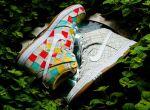 Kolorowe Nike