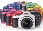 Kolorowe Pentax K-x DSLR