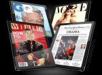 Aplikacja Vogue na iPad