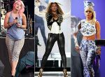 Lily Allen, Beyonce i Lady Gaga