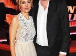 Gillian Anderson i Mark Griffiths - już nie są razem