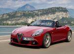 Alfa Romeo Spider - unikalne zdjęcia