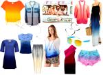 OMBRE - moda 2013