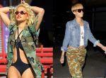 Rihanna i militarny trend