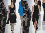 czarne suknie Kors