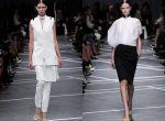 białe bluzki Givenchy