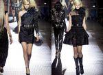 czarne sukienki Lanvin