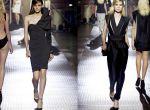 czarna sukienka Lanvin