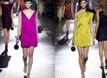 żółta sukienka Lanvin