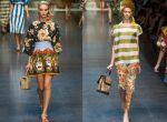 sukienki Dolce & Gabbana 2013