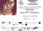 Moda&Styl - Opera Club Warszawa modne imprezy