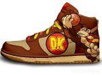sneakersy Donkey Kong