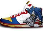 sneakersy SEGA
