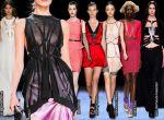 sukienki - trendy 2013