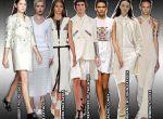 kremowe barwy na topie - trendy 2013