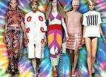 styl lat 60-tych - moda 2013