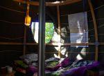 namiot Luminair wnętrze
