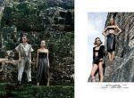 kultura Majów inspiruje projektantów mody