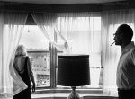 Marilyn Monroe and Arthur Miller by Inge Morath, 1960