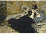 La Dame by Edouard Manet, 1837