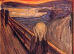 "Edvard Munch ""Krzyk"""