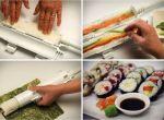 Bazooka Sushi pozwala przygotować w prosty sposób doskonałe sushi