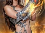 Sara Pezzini - znana bohaterka Witchblade