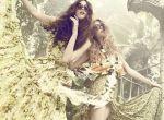 leśne nimfy - zdjęcia