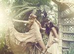 wiosenne nimfy - zdjęcia