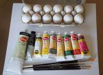 jak zrobić modne jajka na Wielkanoc