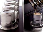 ekspres do kawy w kształcie silnika
