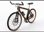 drewniane rowery