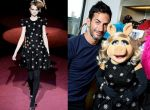 Marc Jacobs i Miss Piggy