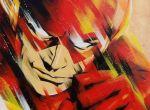 Anthony Noble artysta graffiti
