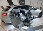AUDI RS6 AVANT - silnik TFSI